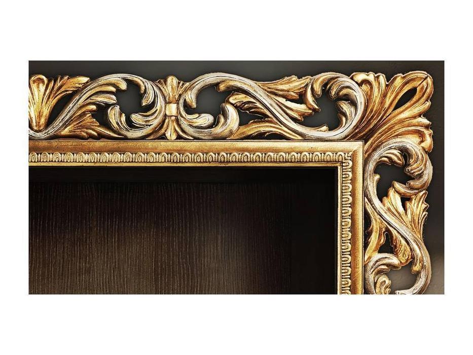 Tivoli: Винченцо: панель под ТВ (мореный дуб, гранж)