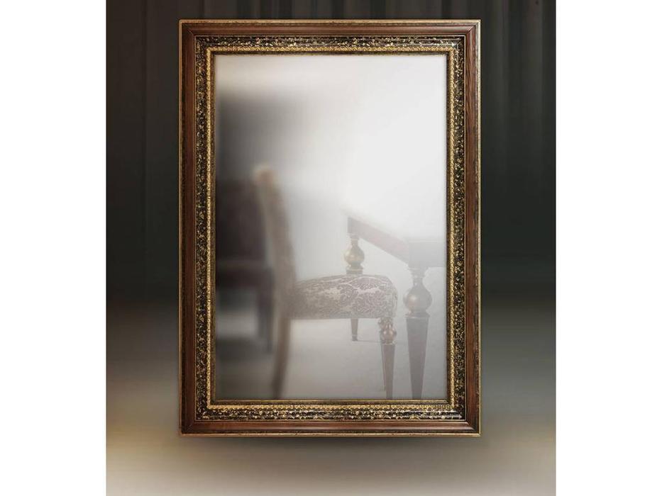 Tivoli: Фоджи: зеркало настенное «Фоджи» (фреска-Голд)