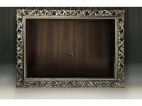 Tivoli: Винченцо: панель под ТВ (мореный дуб, сильвер)