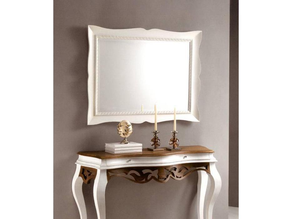 MoWa: зеркало настенное  (белый)