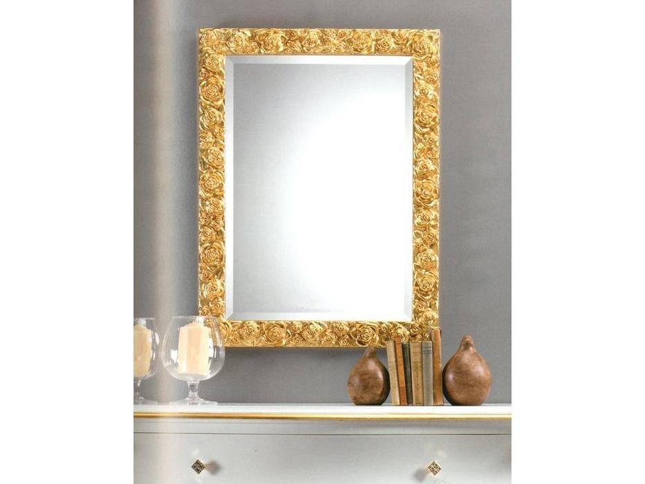MoWa: зеркало настенное  62х82 (золото)