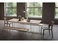 Sedit: Reflex: стол обеденный  (дуб)