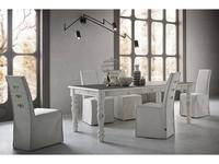 Sedit: Pascal: стол обеденный  (белый)