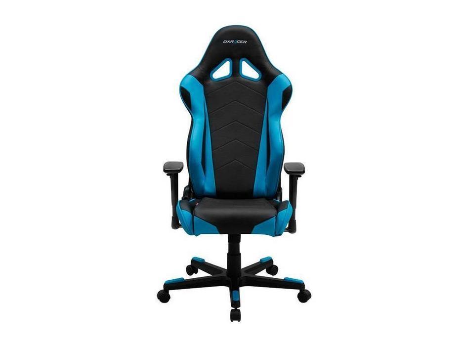 DXRacer: Racing: кресло компьютерное  (черный, синий)