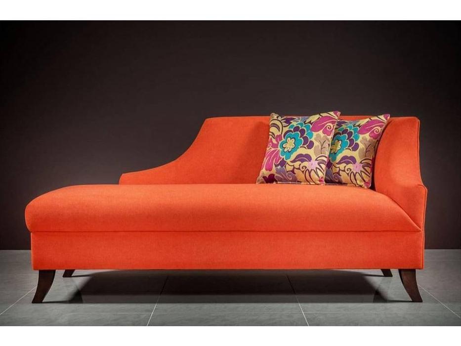 Liberty: Cardinal: оттоманка  (оранжевый)