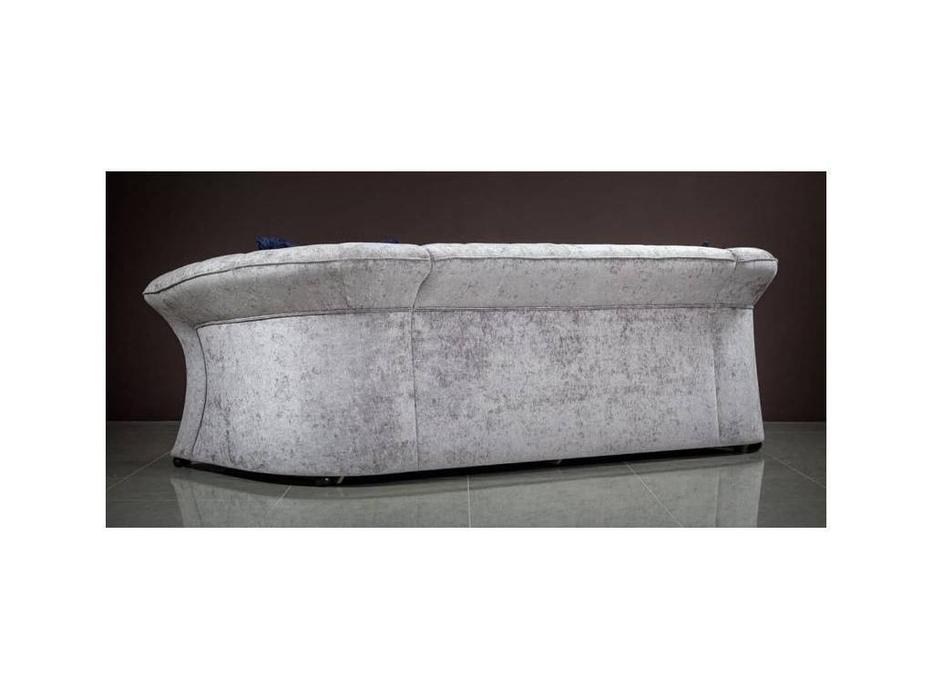 Liberty: Родео: диван 3 местный  раскладной (серый)