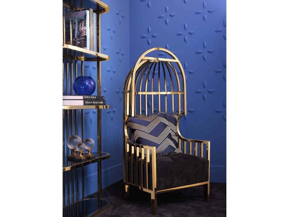 Eichholtz: Bora Bora: кресло  (металл, ткань)