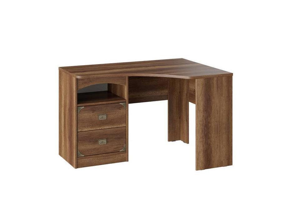 Triya: Навигатор: стол письменный  угловой (дуб каньон)