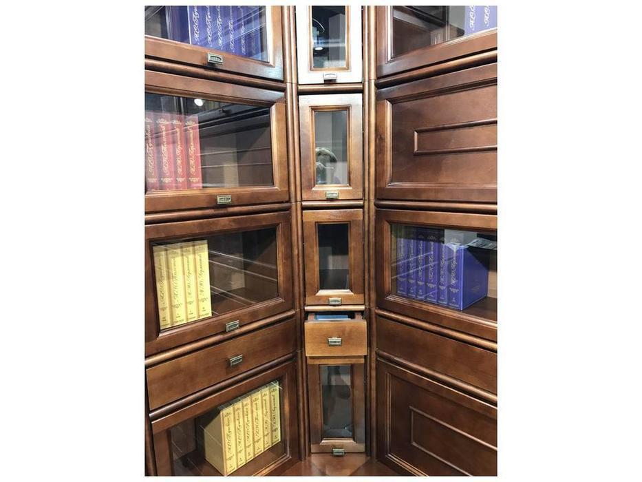 Zzibo Mobili: Александрия: библиотека (орех)