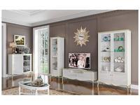 Zzibo Mobili: Венеция: гостиная (белый, белое золото)