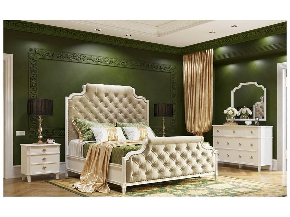 Zzibo Mobili: Vegas: кровать 160х200  (белый)