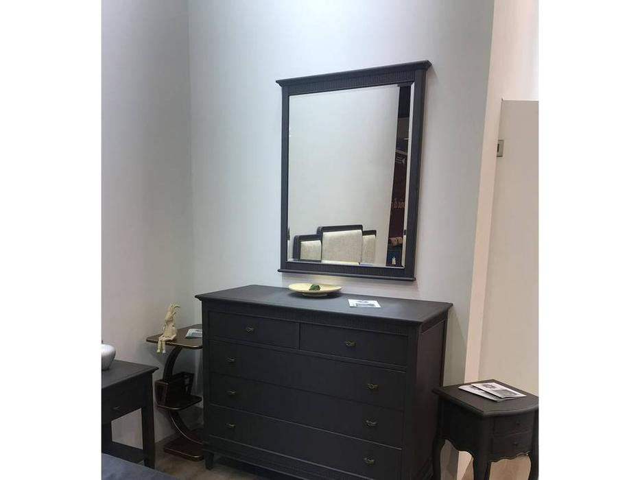 Zzibo Mobili: Montana: зеркало навесное (серый)