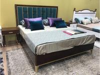 Zzibo Mobili: Sienna: кровать 160х200 (орех)
