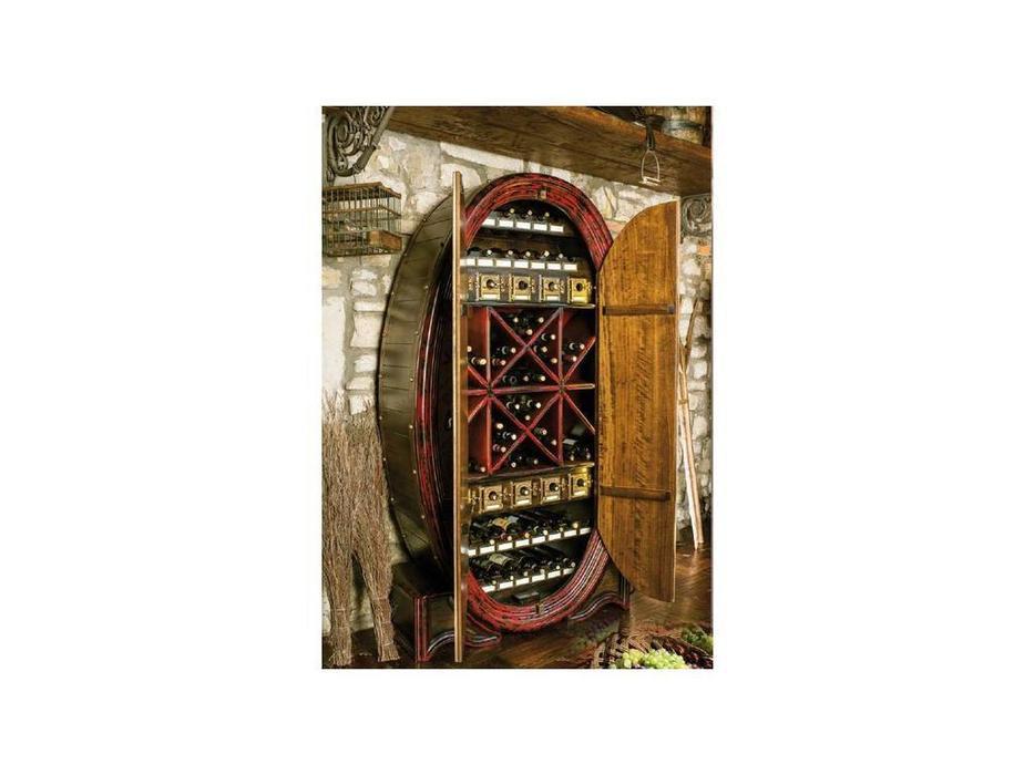 Maggi Massimo: La cantina: шкаф винный  (орех)