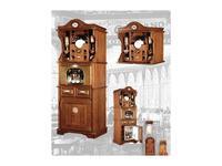 Maggi Massimo: La cantina: шкаф кухонный  с кофемашиной (орех)