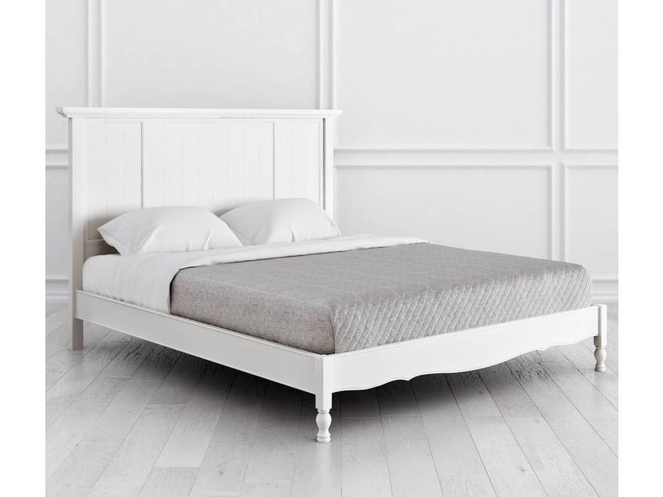 LAtelier Du Meuble: Villar: кровать двуспальная  160х200 (белый антик с патиной)