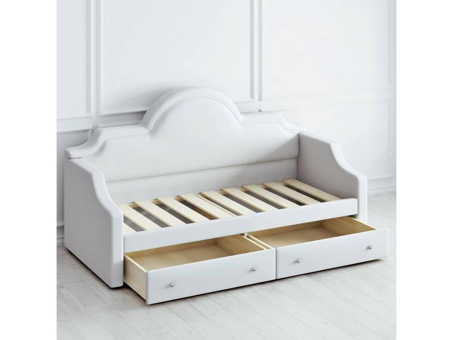 LAtelier Du Meuble: Day Bed: кровать 90х200  (бирюзовый)