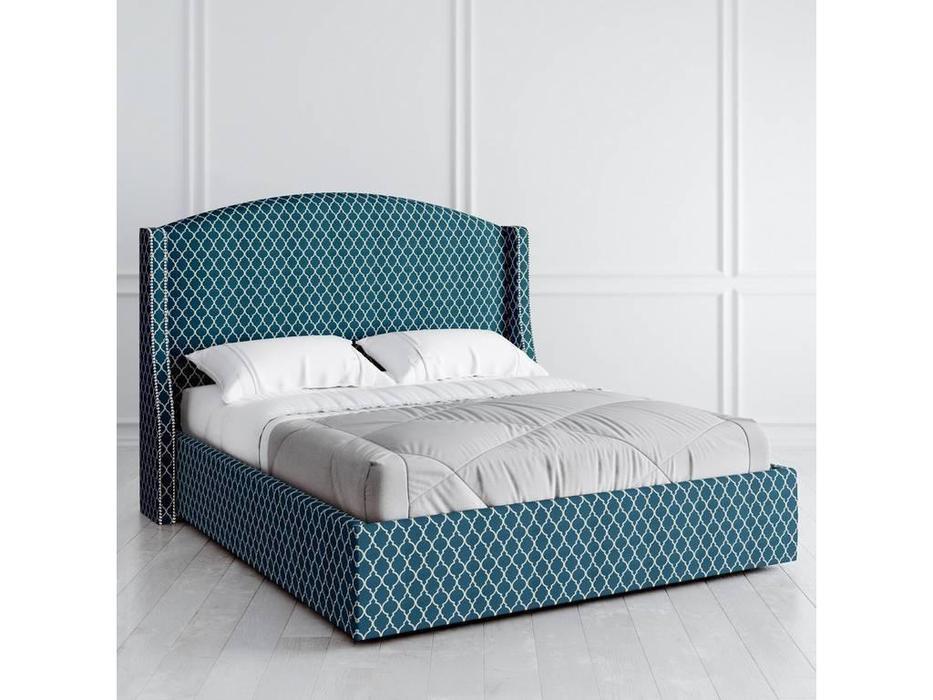 LAtelier Du Meuble: Vary Bed: кровать  140х200  с подъемным механизмом (синий)