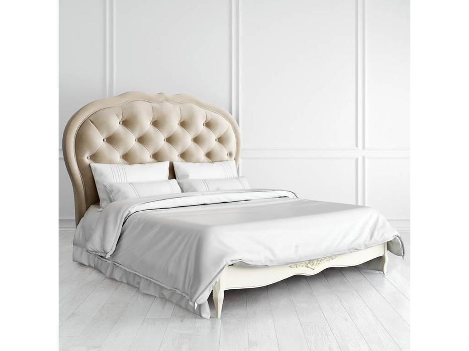 Latelier Du Meuble: Romantic: кровать  160х200 (слоновая кость со старением)