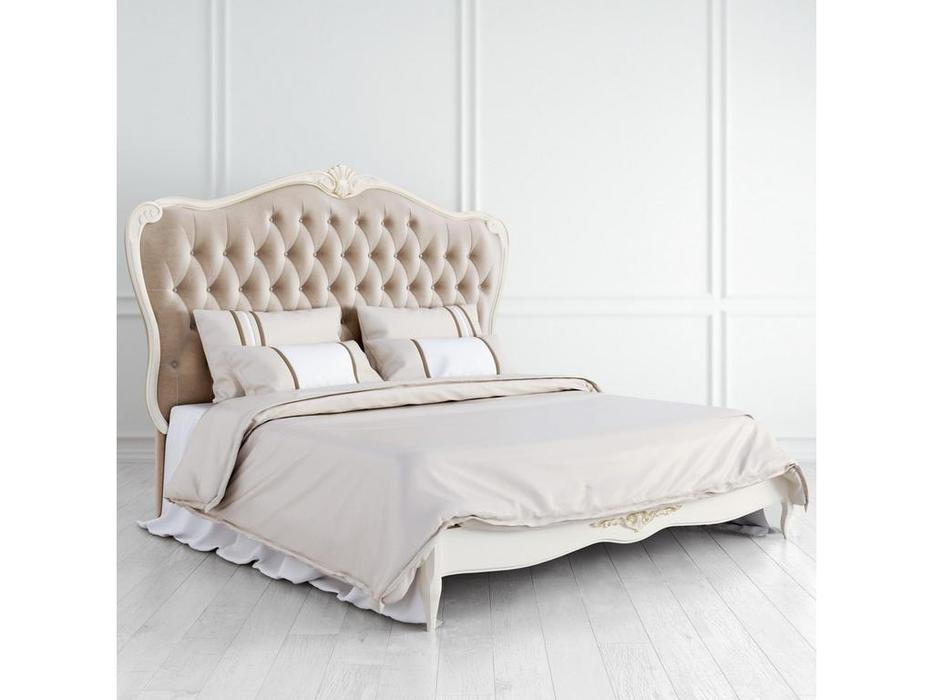 Latelier Du Meuble: Atelier Gold: кровать  180х200 (слоновая кость, золото)