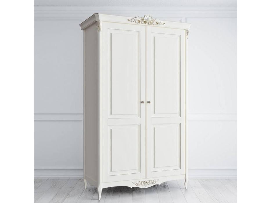 Latelier Du Meuble: Atelier Gold: шкаф 2 дверный  (слоновая кость, золото)