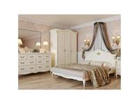 5221338 шкаф 3-х дверный LAtelier Du Meuble: Romantic Golg