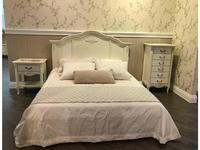 LAtelier Du Meuble: Romantic: кровать двуспальная  160х200 (слоновая кость)