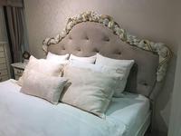 5224368 кровать двуспальная LAtelier Du Meuble: Romantic Gold