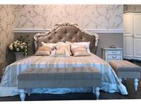 LAtelier Du Meuble: Romantic Gold: кровать 160х200 (слоновая кость, золото)