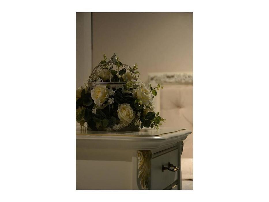 LAtelier Du Meuble: Romantic Gold: консоль  (слоновая кость с золотой патиной)