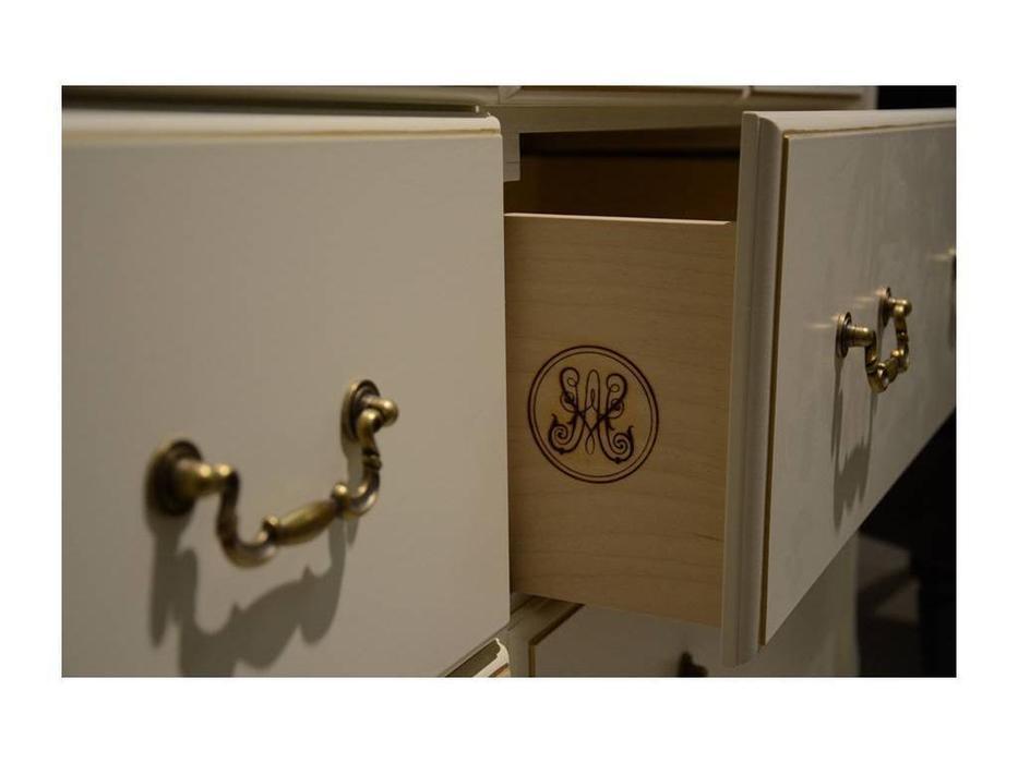 LAtelier Du Meuble: Romantic Gold: гостиная (слоновая кость с золотой патиной)