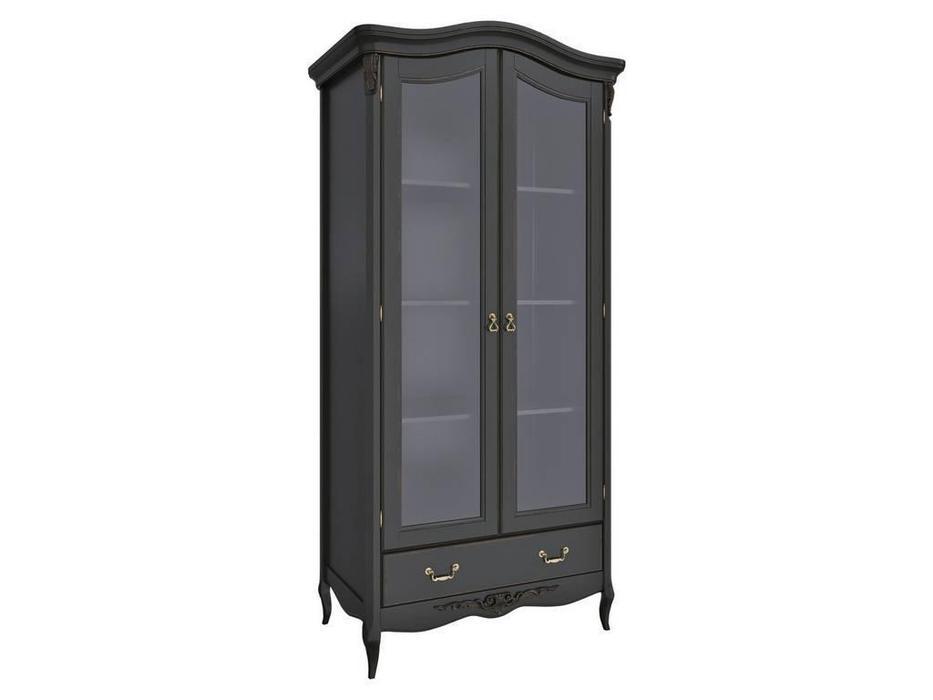 LAtelier Du Meuble: Nocturne: шкаф книжный  (черный со старением)