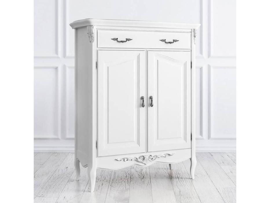 Latelier Du Meuble: Silvery Rome: обувница  (белый, серебро)
