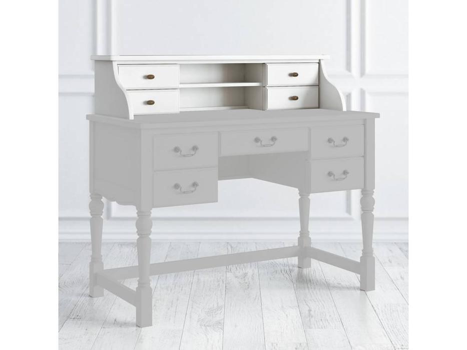 LAtelier Du Meuble: Villar: надстройка для стола   (белый антик с патиной)