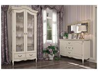 5221377 витрина 2-х дверная LAtelier Du Meuble: Romantic Golg
