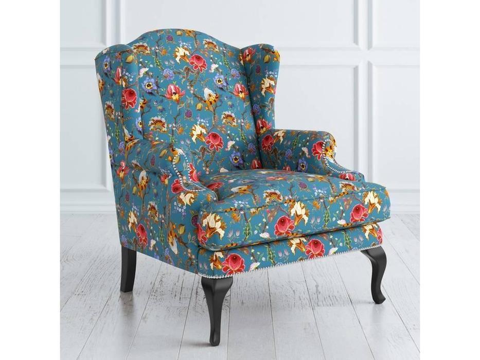 LAtelier Du Meuble: Френсис: кресло  (многоцветный, черный)