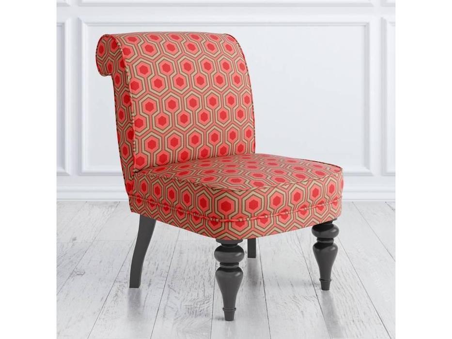 LAtelier Du Meuble: Лира: кресло  (красный, черный)