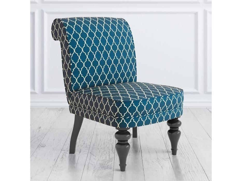 LAtelier Du Meuble: Лира: кресло  (синий, черный)