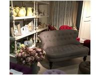 LAtelier Du Meuble: Canapes: диван 2-х местный  (коричневый)