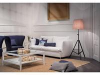 Furninova: Chantal: диван 3-х местный (ткань)