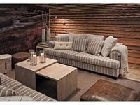 Furninova: Franklin: диван 3-х местный (ткань)