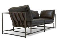 The Sofa: диван 2-х местный (кожа)