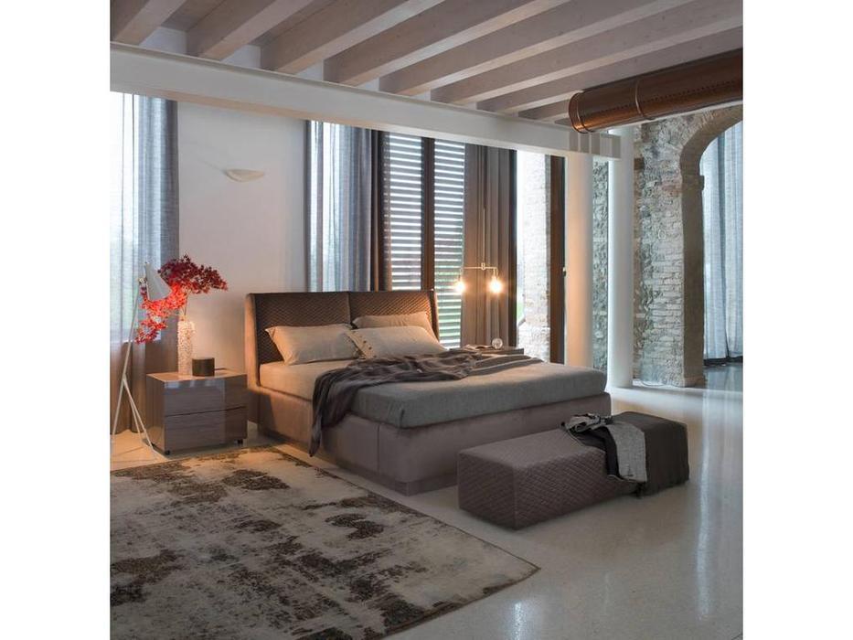 Rossetto: Elysee: кровать 180х200  CRONO (ecru)
