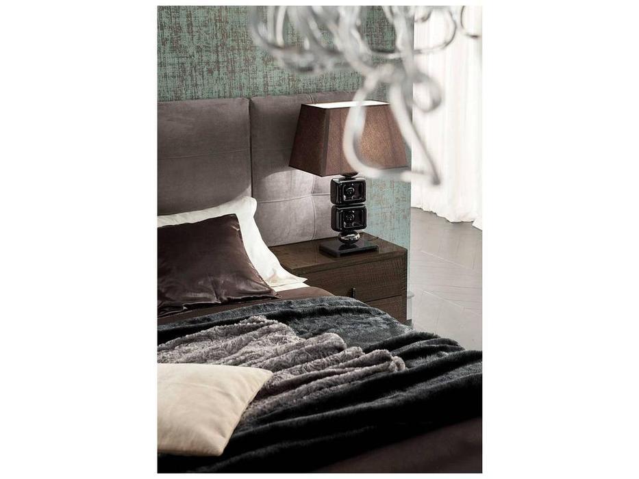 Rossetto: Dune: кровать 180х200  (nabuk ecru)