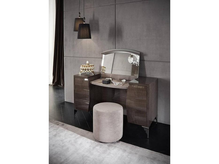 Rossetto: Dune: стол туалетный  (glossy visone frise)