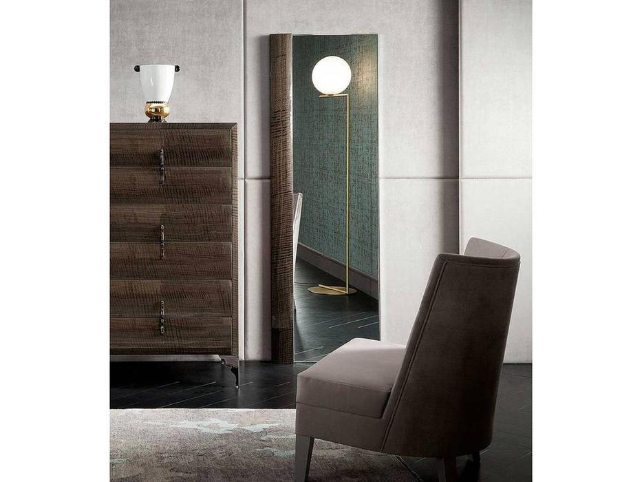 Rossetto: Dune: зеркало напольное  (glossy visone frise)