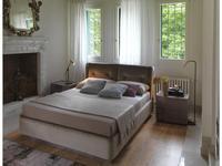 Rossetto: Elysee: кровать 180х200  CHIMERA (nabuk)