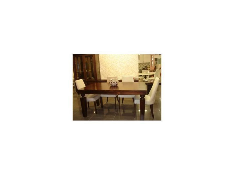 Optimata: Florans: стол обеденный раскладной  (венге)