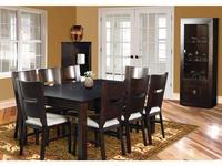 Optimata: Ritz: стол обеденный раскладной  (венге)