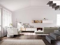 Treku: Aura: гостиная комната